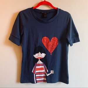 Marc Jacobs Cute Tee